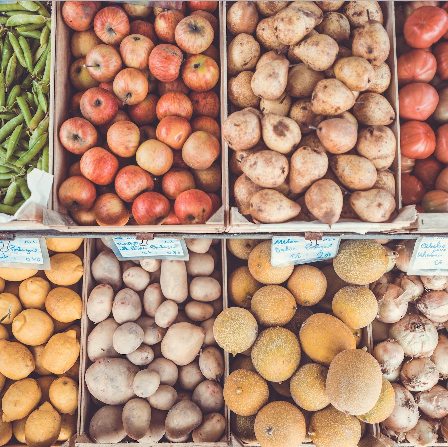 Vitamine, Mineralstoffe & Ballaststoffe?