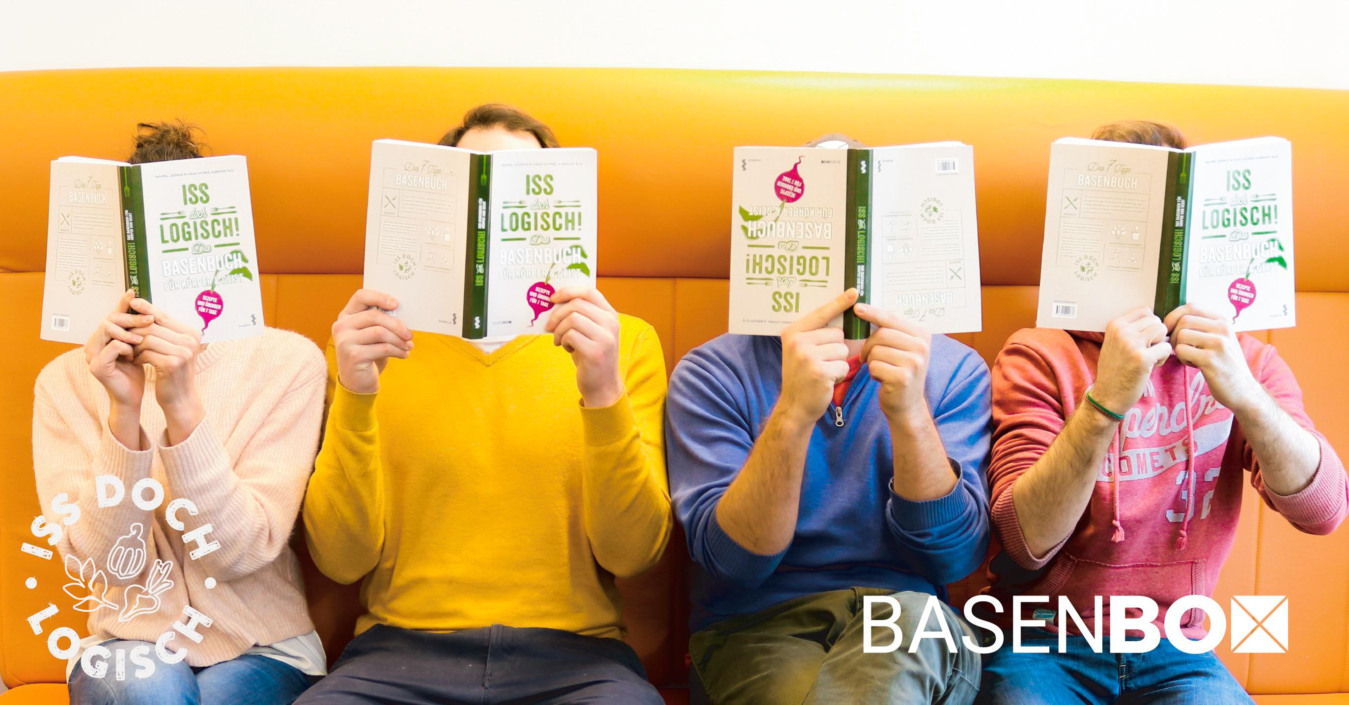 Das Basenbuch – Basenbox für jederman