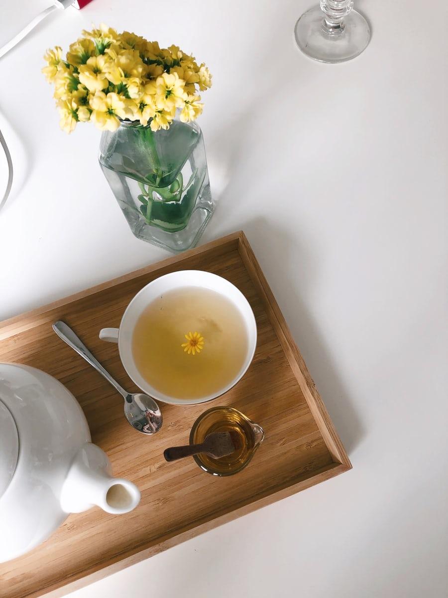 Tee und seine wundervolle Wirkung
